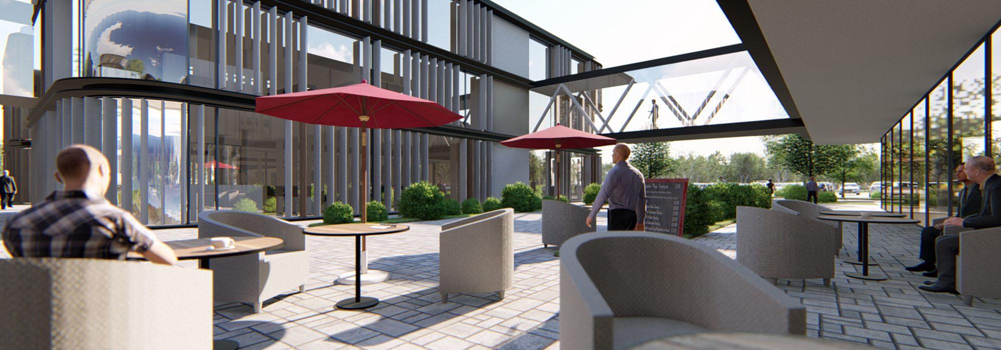 Innovations- und Dienstleistungspark Münsterland