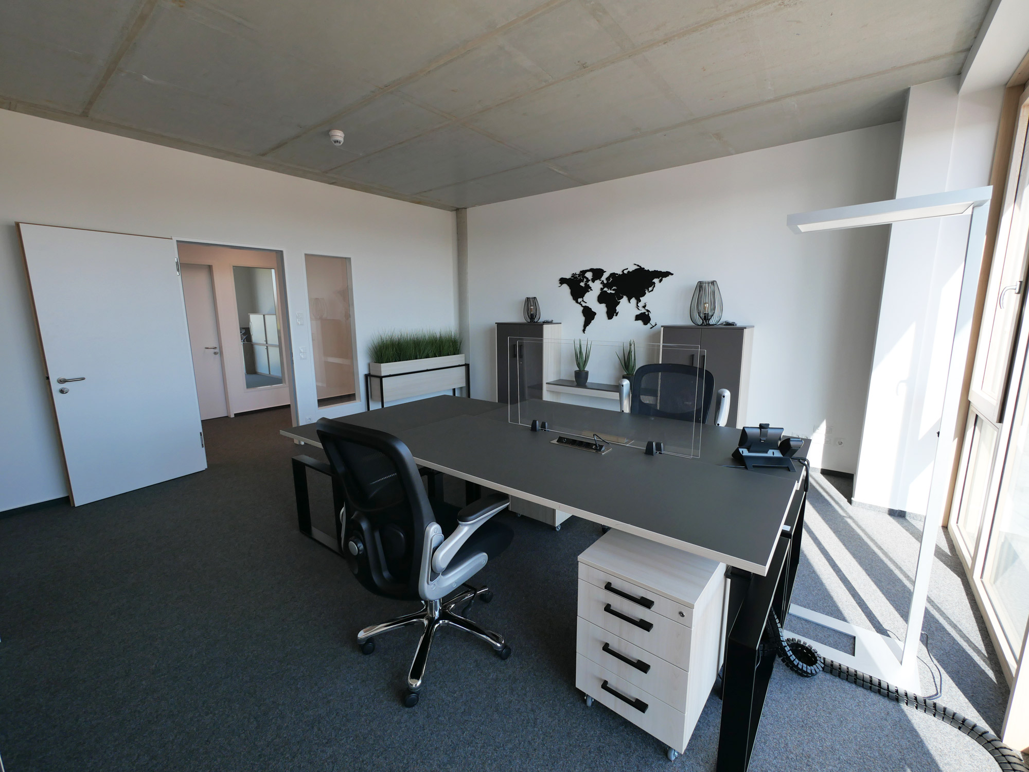 Coworking Büro Gebäude B